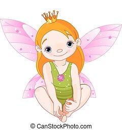 tündér, kicsi hercegnő