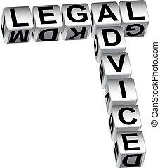 tanács, dobókocka, jogi