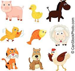 tanya, illusztrátor, állat