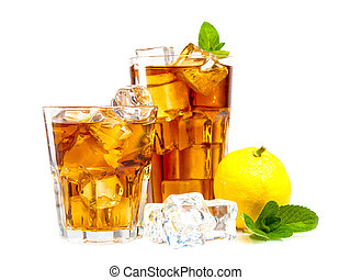 tea, jég