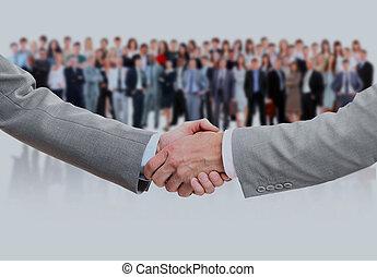 team., remegő, ügy kezezés