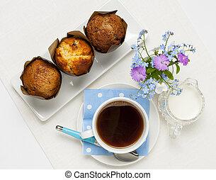 teasütemény, kávécserje
