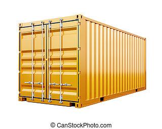 teherárú tároló, postázás rakomány