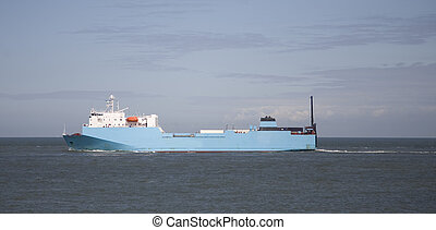 teherhajó, 2