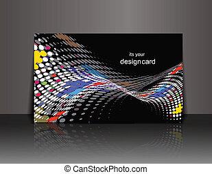 tehetség kártya, tervezés