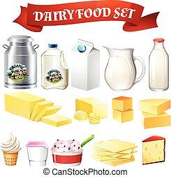 tejgazdaság termék, állhatatos, élelmiszer