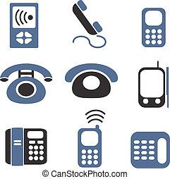 telefon, cégtábla