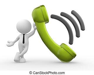 telefon telefonkagyló