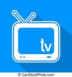 televízió, jelkép