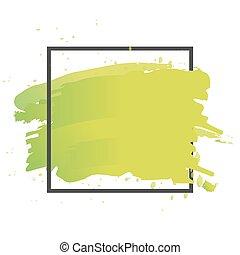 teljes, illustration., művészet, vector., poszter, elvont, struktúra, vízfestmény festmény, ütés, tervezés, ecset, háttér, jel, akril, transzparens, főcím