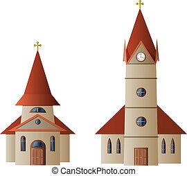 templom, kápolna