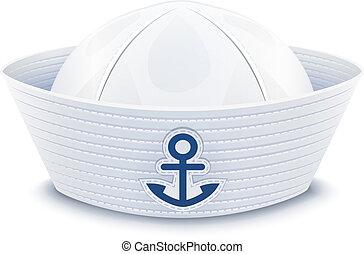tengerész, sapka