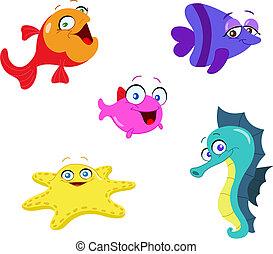 tenger élőlény
