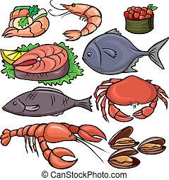 tenger gyümölcsei, állhatatos, ikonok