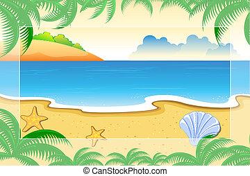 tenger kilátás