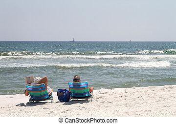 tengerpart, bágyasztó
