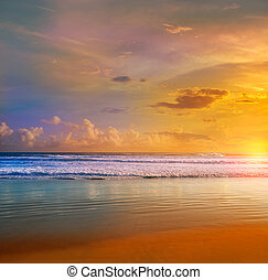 tengerpart, tengerpart, florida, daytona, usa