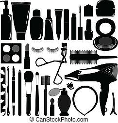 termék, alkat, kozmetikai