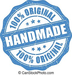 termék, kézi munka, eredeti