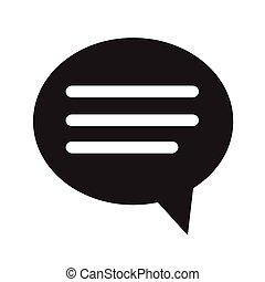 tervezés, beszéd panama, ábra, ikon