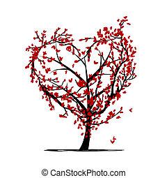tervezés, fa, -e, szeret