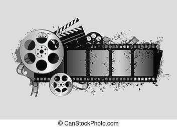 tervezés, film, kapcsolódó