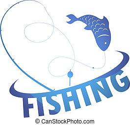 tervezés, halászat