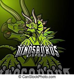 tervezés, sport, jel, triceratops, kabala