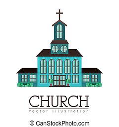 tervezés, templom