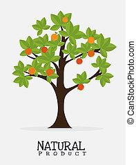 tervezés, termék, természetes