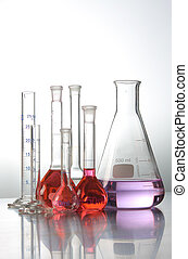 teszt, tudomány, orvosi, csövek