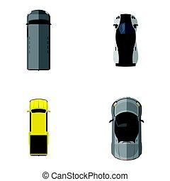 tető, jármű, kilátás