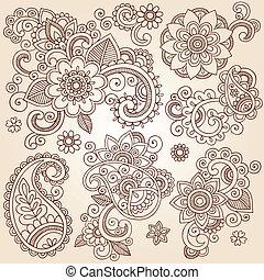 tetovál, hennabokor, tervezés, virág, alapismeretek