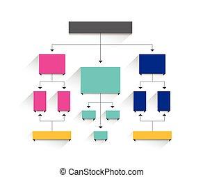 text., folyik, chart., kívül, csupán, infographics, editable, element.