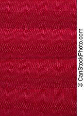 textil, piros háttér