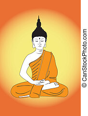 thai ember, buddha.