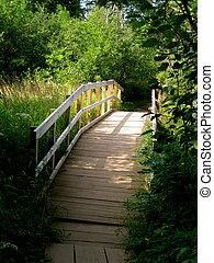 """""""the, fából való, bridge"""""""