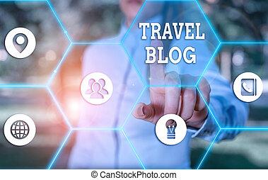 thoughts, showcasing, fogalmi, kéz, kiállítás, ügy, fénykép, tapasztalatok, írás, utazás, blog., mindenfelé, elhelyez, osztozás, world.