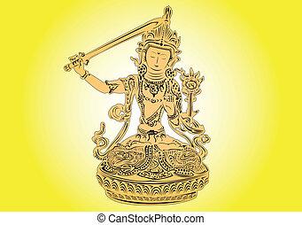 tibeti, god.
