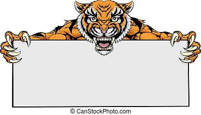 tiger, kabala, aláír