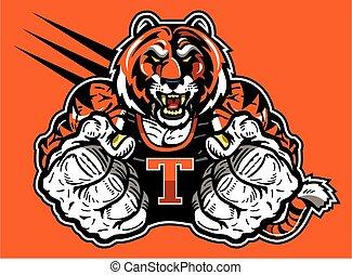 tiger, kabala
