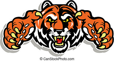 tiger, karmaiba ragad, arc