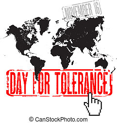 tolerancia, nap