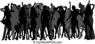 tolong, tánc