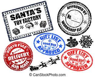 topog, állhatatos, karácsony