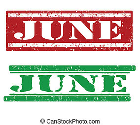 topog, június