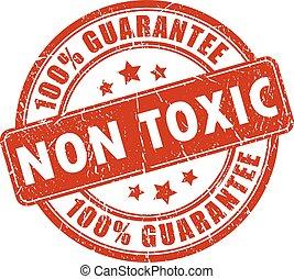 toxikus, bélyeg, nem