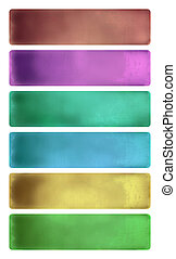 transzparens, színes, textured, állhatatos, vízfestmény