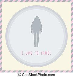 travel2, szeret