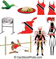 trinidad, 2, ikonok